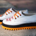Pantofi Flintstones Polinski