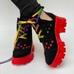 Bocanci Rainbow Laces