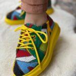 Pantofi Rainbow Snake